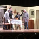 Teatro: buona la prima per 'Cupido scherza e spazza'