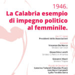 8 marzo: associazioni lametine ricordano donne sindaco calabresi