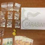 Droga: in auto con cocaina, arrestato pusher nel Cosentino