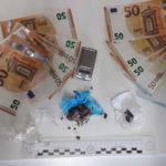 Droga: Spacciatore arrestato dalla Polizia di Stato nel cosentino
