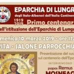 """Civita: Presentazione sussidio""""Eparchia di Lungro"""