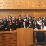 """Lamezia: Ciak5, processo simulato degli alunni """"Perri-Pitagora"""""""