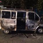 """Incendiano immobili """"per vandalismo"""", emesso divieto dimora"""
