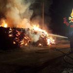 Incendio nel cantiere della metropolitana a Catanzaro