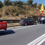 Incidenti stradali: scontro tra due auto nel Catanzarese, un ferito