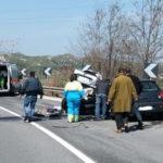 Incidenti stradali: scontro statale Crotone, una 24enne la vittima