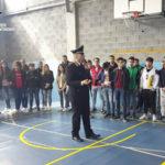 Scuola legalita' proseguono incontri con i Carabinieri