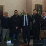 Lamezia: delegazione Mtl incontra il Sindaco Paolo Mascaro