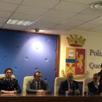 Polizia: questore, bilancio 2019 positivo a Reggio Calabria