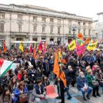 """Mafie: migliaia in corteo per """"svegliare"""" Catanzaro e la Calabria"""