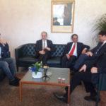 Lamezia: sinergia tra sindaco Mascaro e Sergio Abramo