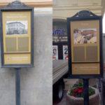 Catanzaro: nuove paline informative per i palazzi e luoghi storici