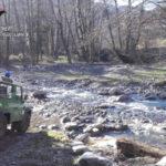Pesca abusiva nel Parco d'Aspromonte, due denunce dei Carabinieri