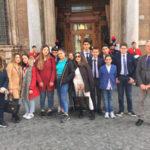 """Crosia: tour istituzionale per gli studenti dell'istituto """"Patrizi"""""""