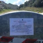 Ambiente: sotto sequestro discarica comunale nel Cosentino