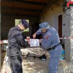 Manufatto abusivo e 128 capi bestiame sequestrati nel Cosentino