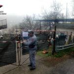 Rifiuti: carabinieri sequestrano officina abusiva nel Cosentino