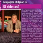 Castrovillari: comune acquista 100 abbonamenti stagione teatrale