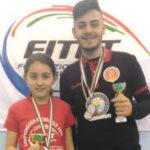 Tennistavolo Castrovillari, porta a casa una medaglia d'oro e 3 bronzi