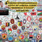 "Lamezia: 4° Memorial Pasquale Gallo"", categoria pulcini"