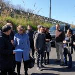 Cosenza: Via dell'Accoglienza, ultimati lavori primo stralcio