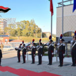 Carabinieri: Sottosegretario alla Difesa visita  Comando Calabria