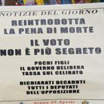 25 aprile: a Reggio Calabria manifesti con le leggi fasciste