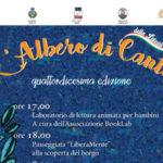 25 Apirle: domani a Isca la XIV edizione dell'Albero di Canto