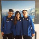 Nuoto: tre nuotatori della Us Acli Arvalia Lamezia al trofeo regioni