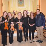 San Pietro a Maida: incontro musicale del gruppo Divine Ensamble