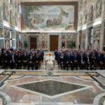 Provincia Catanzaro: vicepresidente Montuoro in udienza dal Papa