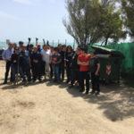 Borgia: grande partecipazione per la prima giornata ecologica