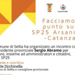 Sellia: domani in comune incontro sulla provinciale 25