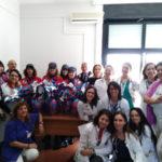 """Solidarietà Anc """"Arruzzo"""" bussa al reparto pediatria Pugliese-Ciaccio"""