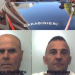 Sicurezza: controlli carabinieri Gruppo Locri, due arresti