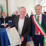 Castrovillari: conferita cittadinanza onoraria a Orazio Pietro Attanasio