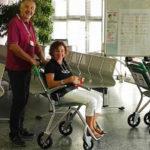 Attivato servizio carrozzelle ospedali di Lamezia Terme e Soverato