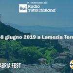 Lamezia: Calabria Fest, resi noti i nomi degli 8 finalisti