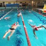 """Vigili del Fuco: 1° corso """"Salvamento a Nuoto VF"""" Calabria"""