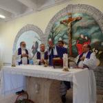 L'ispettore generale cappellani in visita al Carcere di Catanzaro