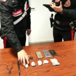 "Sorpreso a spacciare ""pusher"" arrestato dai Carabinieri di Rende"