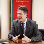 Catanzaro: Aldo Ferrara accoglie il presidente di AssoLombarda