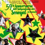 Cosenza: festa per 59° anniversario dell'indipendenza del Senegal