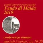 """""""Premio Letterario Internazionale Feudo di Maida 2019"""""""