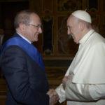 Provincia Cosenza: Iacucci in udienza dal Papa con l'UPI