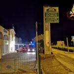 Incendi: fiamme in un albergo nel Cosentino, nessun ferito