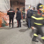 Catanzaro: Mini Cooper impatta contro auto in Via Bellavista