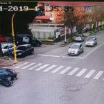 Lamezia: scontro tra Fiat Punto e moto in via Aldo Moro