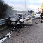 Incidenti stradali: tre feriti sulla 106 nel Catanzarese