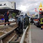 Incidenti stradali: un ferito nel Catanzarese